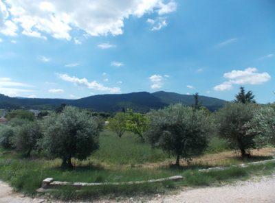 Le Coteau de Favard : terrain de 587 m²