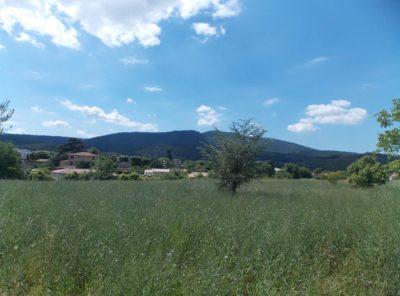 Le Coteau de Favard : terrain de 430 m²