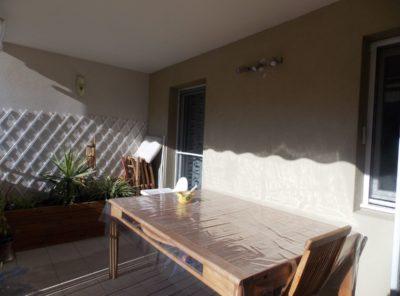 Type 3 de 61 m² /terrasse et garage 30 m²