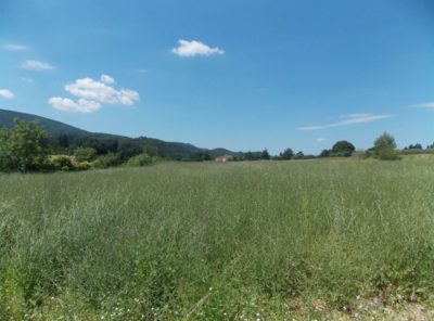 Le Coteau de Favard : terrain de 508 m²