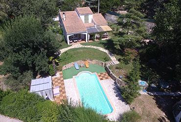Photos aériennes par drone - Dage Immobilier