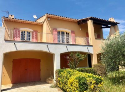 Villa 150 m² avec vue dominante