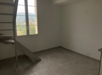 Appartement de type 1 de 21 m²