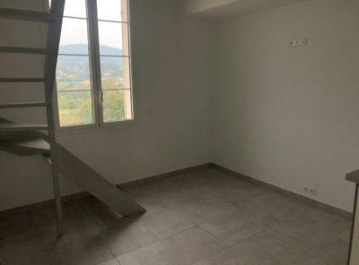 Appartement de t 1 de 21 m²