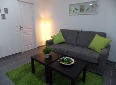 Appartement meublé de 25 m²
