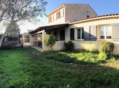Villa 140 m², 500 m² de jardin