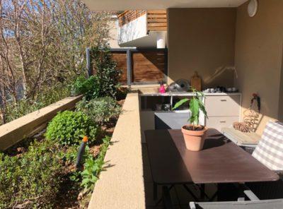 Appartement de 40 m² + terrasse de 12 m²