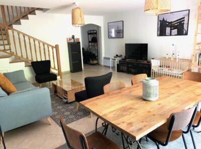 Maison de type 4 de 103 m² avec garage