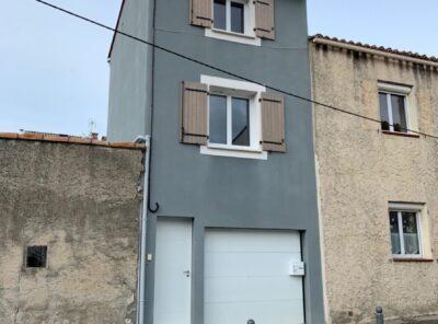 Maison de village de 38 m² + garage