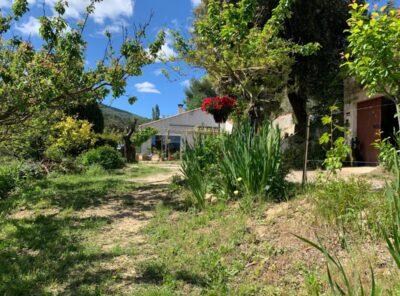 Maison 110 m², 3600 m² de jardin au CALME !